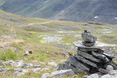Tjäkta Pass